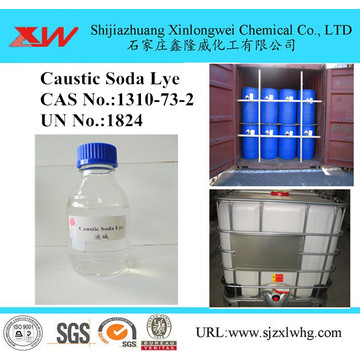 Caustic Soda Liquor 32 msds