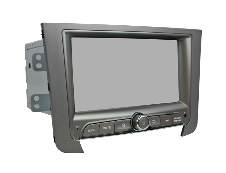 Android 7.1 Car DVD Player For Rexton 2014