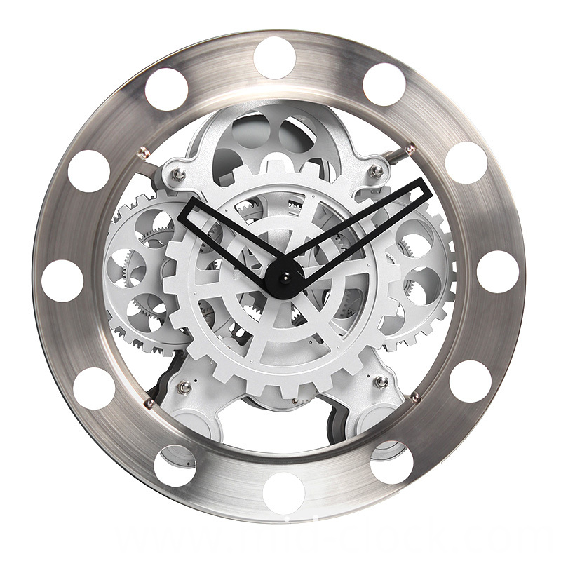Large Size Wall Clock