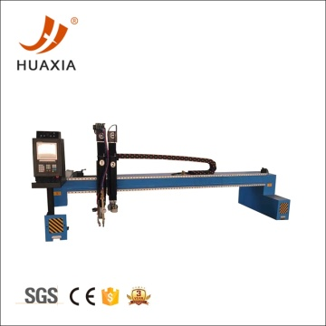 CNC gantry type gas cutter machine
