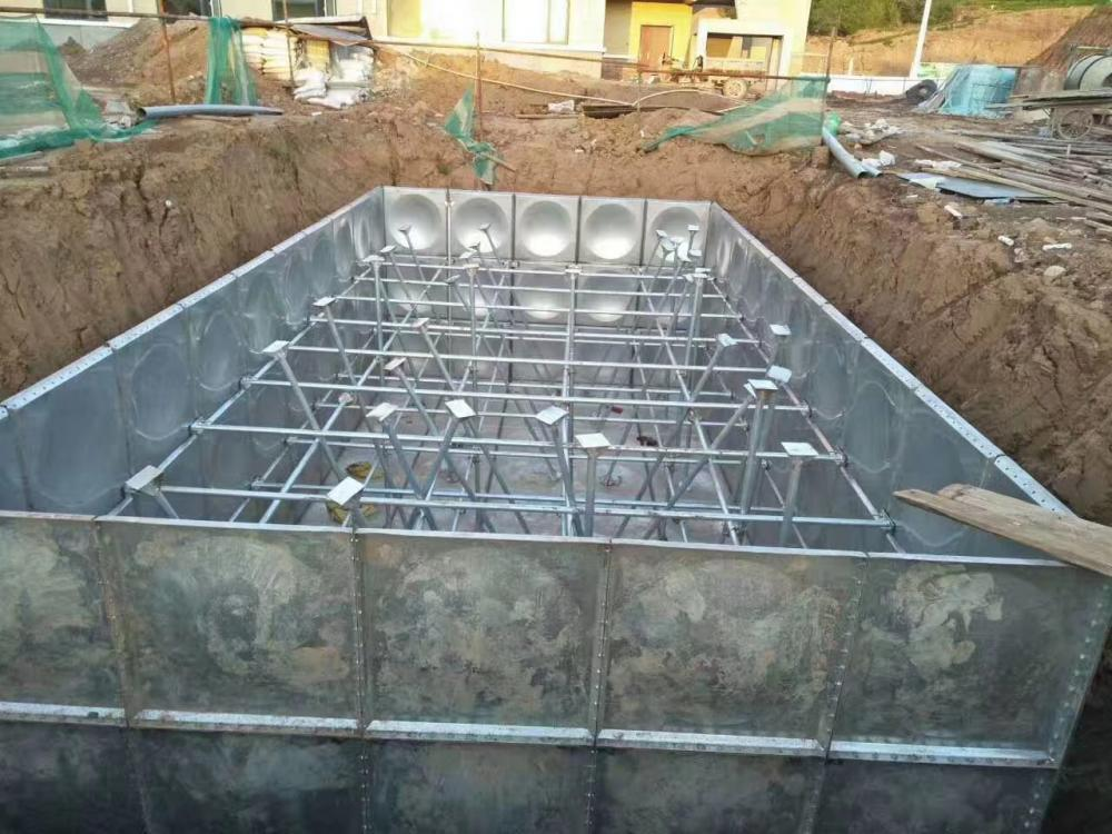 Stainless Steel Water Tank With 304