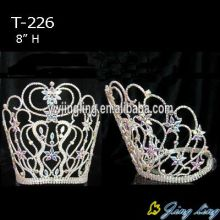 Jingling High quality Patriotic Crown AB Crystal