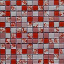 Classic Hand Painting Crystal Glass Mosaic