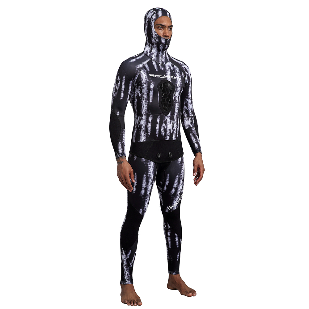 3.5mm spearfishing wetsuit