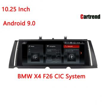 Android 9.0 Car Radio For X4 F26
