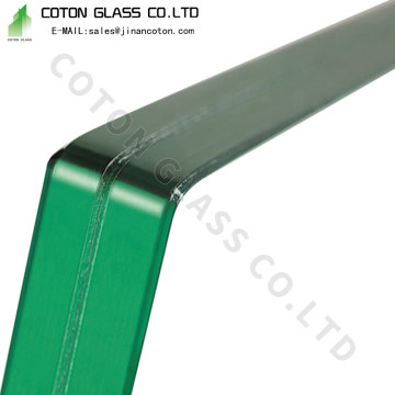 Metal Mesh Laminated Glass