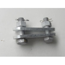 Professional Design for Parallel Groove Clevis High Quality Hot-Dip Galvanized P/PS Type Parallel Clevis supply to Belgium Exporter