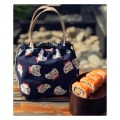 Cute fashion hand drawstring pocket