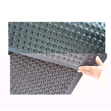 Heavy-Duty Rubber Rib Mats
