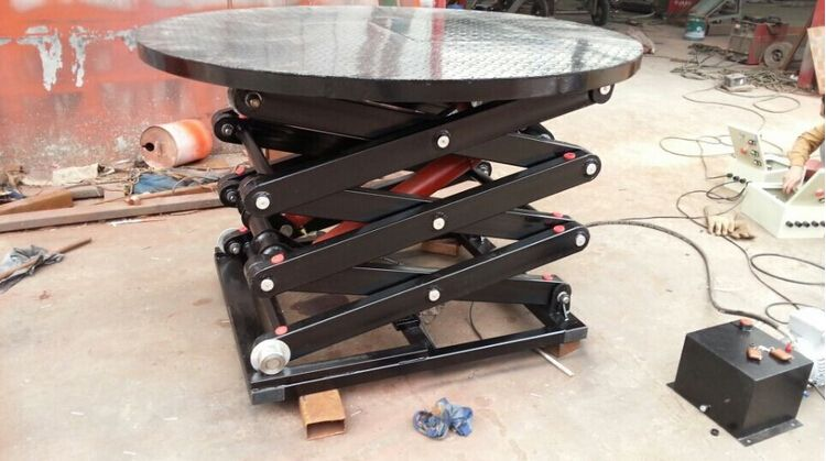 Stage Lift Platform Table