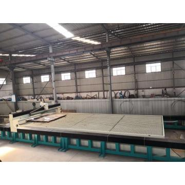 Big High Pressure Abrasive Water Jet Cutting Machine