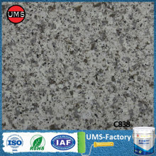 Granite gray exterior wall paint color
