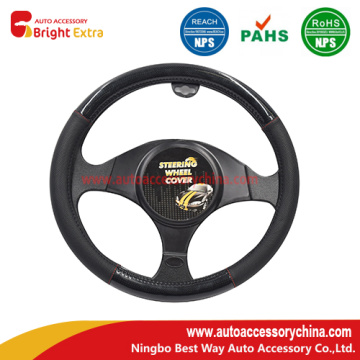 Best Price for for China Safety Steering Wheel Covers,Custom Steering Wheel Covers,Redline Steering Wheel Cover,Oversized Steering Wheel Covers Exporters Custom Leather Steering Wheel Covers supply to Kazakhstan Manufacturer