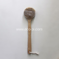 Body Back Scrubber Bath Brush with Bamboo Handle
