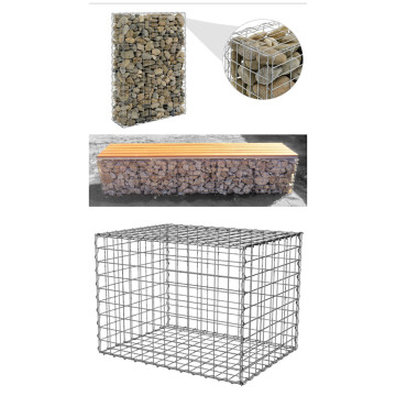 Welded Gabion Retaining Wall Wire Mesh
