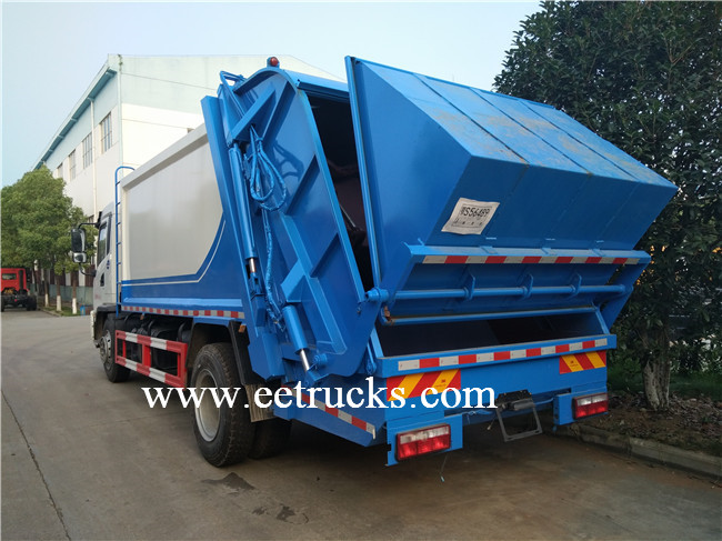ISUZU Waste Compression Trucks