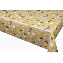 Elegant Tablecloth with Non woven backing Screwfix