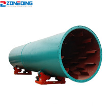 Large Capacity Silica Sand Rotary Dryer