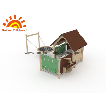 Environment Playground Playhouse Equipment For Kids