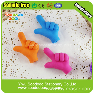 finger eraser cap for pencil topper colorful erasers