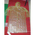Adult Emergency Waterproof Disposable Raincoat
