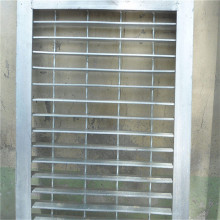 Drainage Channel Galvanized Welded Steel Grating