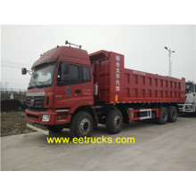 Foton 12 Wheeler Self-discharging Trucks