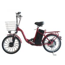 36V12AH iron frame electric bike