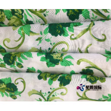 China for Rayon Silk Blended Fabric Colorful Flower Rayon Printed Fabric For Dress supply to Mayotte Manufacturers