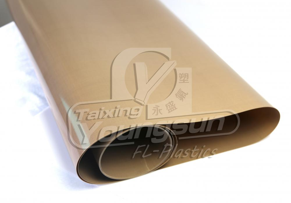 Smooth Non Stick Surface ptfe fabric
