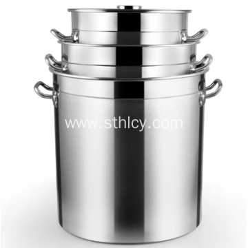 cookware soup pot stainless steel