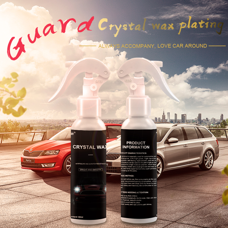 Anti Scratch Car Crystal Wax Plating