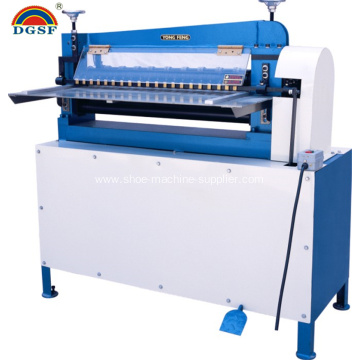 China Gold Supplier for Leather Sewing Machine Leather Belt Slitting Machine YF-01 export to Indonesia Exporter