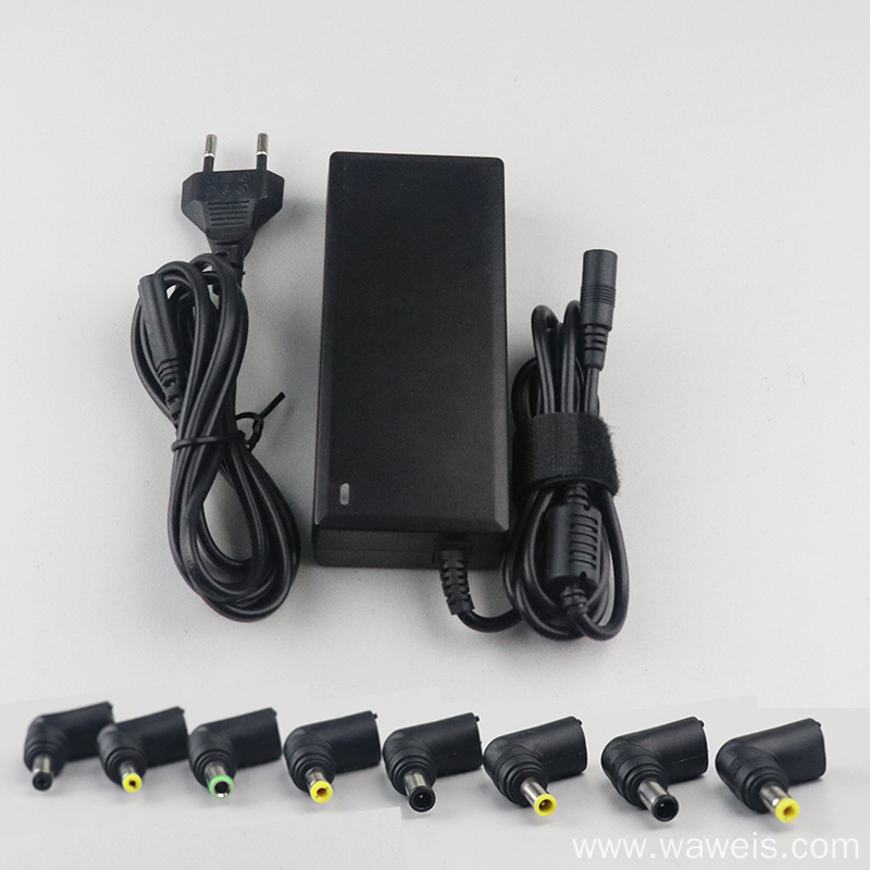 90w Universal Laptop Travel Power Adapter