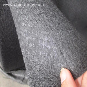 PET Geotextile Price Non Woven Geotextile Black