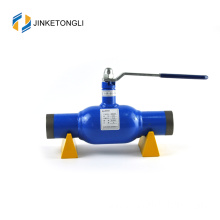 JKTL2W023 Natural gas pipeline use large-caliber fully welded ball valve