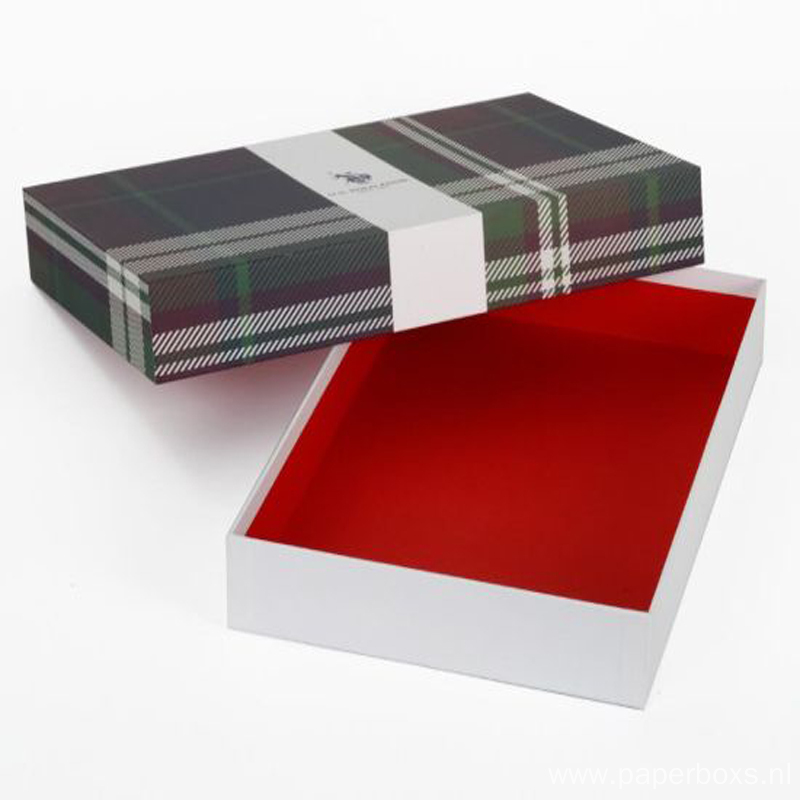 Professional Packaging Clothing/Scarves/Shirt Packaging Box