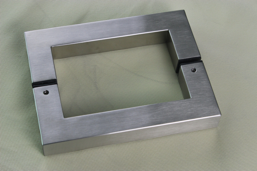 Small Square Shaped Tube Handle
