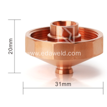 TRUMPF EFL Optical Fiber Copper Cutting Nozzles