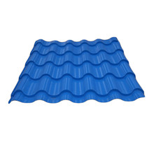 828 glazed roof sheet/corugated steel roofing sheet