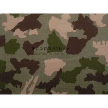 TC Ripstop Desert Camouflage Fabric for Africa