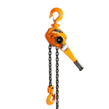 Good Quality for VITAL Type Lever Chain Block Vital Lever Chain Hoist 0.75ton Lever Handle Block supply to Spain Importers