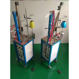 Reciprocating spray painting machine