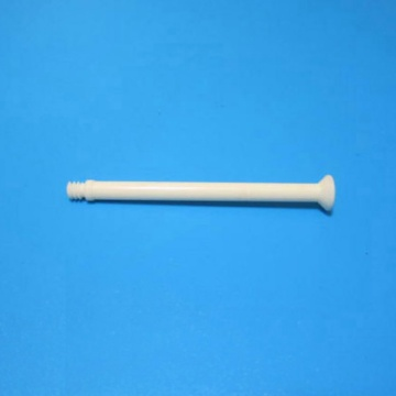 I-Machining threaded i-C799 i-alumina ipiramic pin