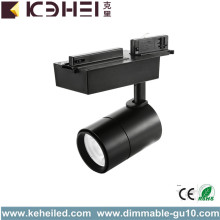30W LED Track Lights Black Commercial Tracklight
