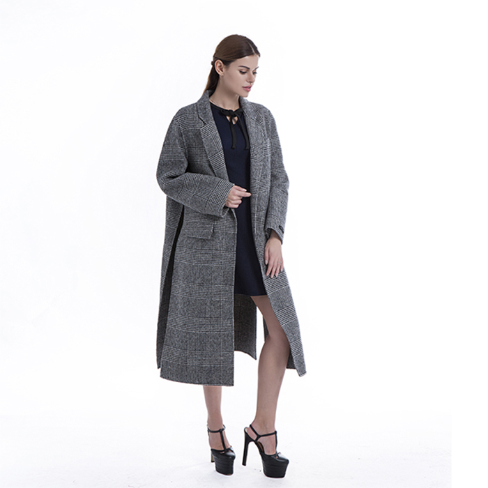 New Styles grey winter coat