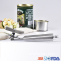 New shape Stainless Steel Tin Opener manual