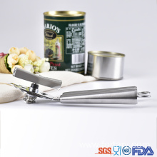 China for Safe Can Opener New shape Stainless Steel Tin Opener manual supply to Netherlands Suppliers