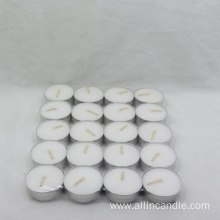 50pcs Plastic Bag 10g Tea Light Candle