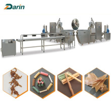 Fast Delivery for Pet Treats Extruding Line Dental Care chewing gum pet food processing equipment supply to Dominica Suppliers